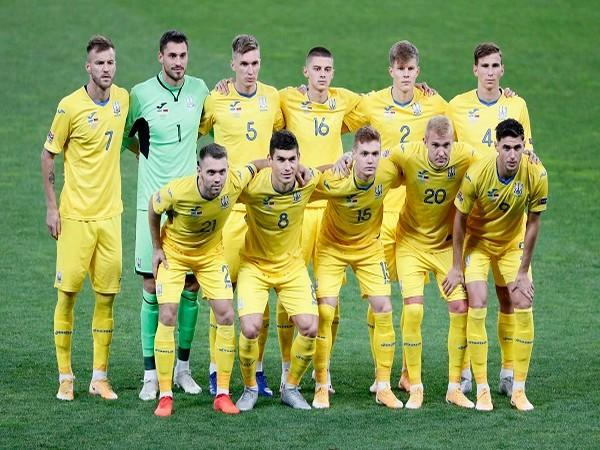 Ukraine's national soccer team