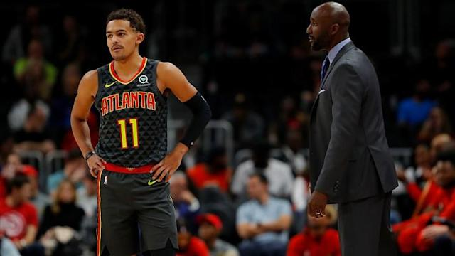 Trae Young using 'disrespect' as motivation