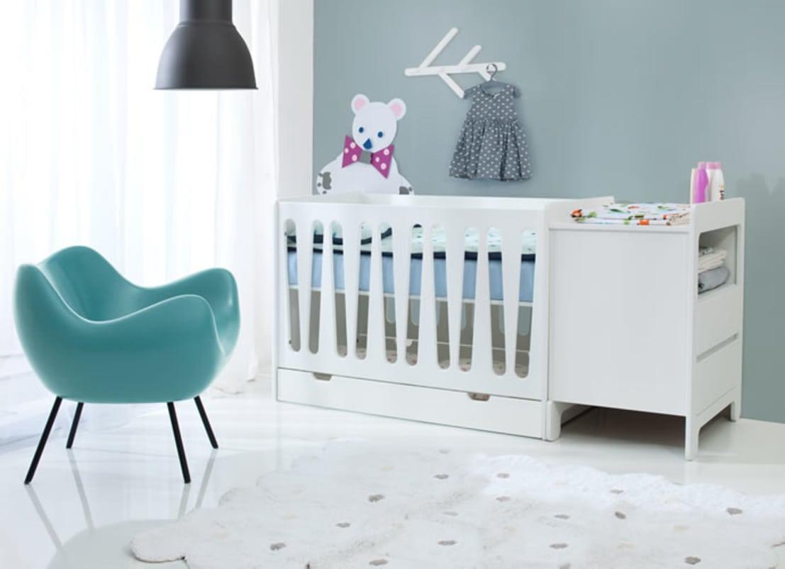 <p>We understand you're very excited to give your little one the best of everything, but know this: he/she will only stay a baby for a short while before moving on to the toddler phase, which changing everything again (from the type of bed they'll need to the sort of toys they'll prefer, etc.).</p><p>Therefore, go for a room scheme that will be easy to change as your child grows; for example, storage spaces (cubby holes, floating shelves, etc.) that can literally stay in that room from baby to toddler to child to the teenage years, with the occasional style- and colour switches, of course.</p>  Credits: homify / Funique Furniture