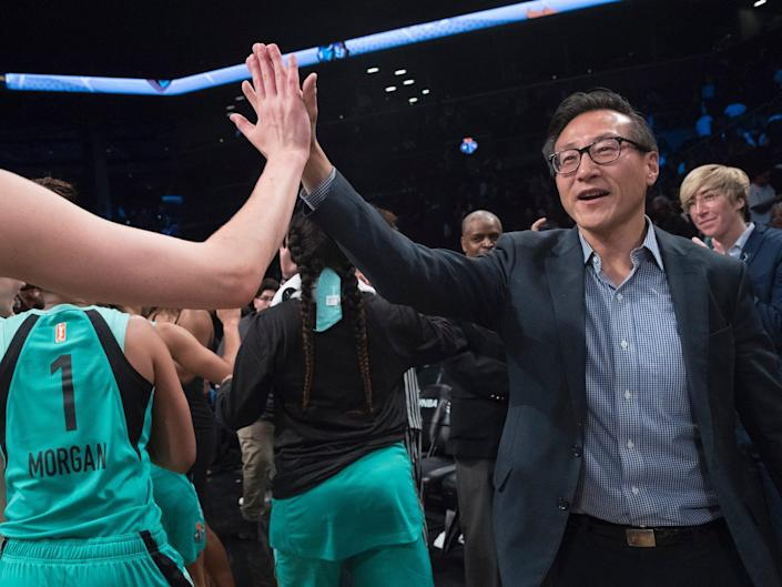 Billionaire Joe Tsai wants WNBA players to have better travel accommodations after recent disasters