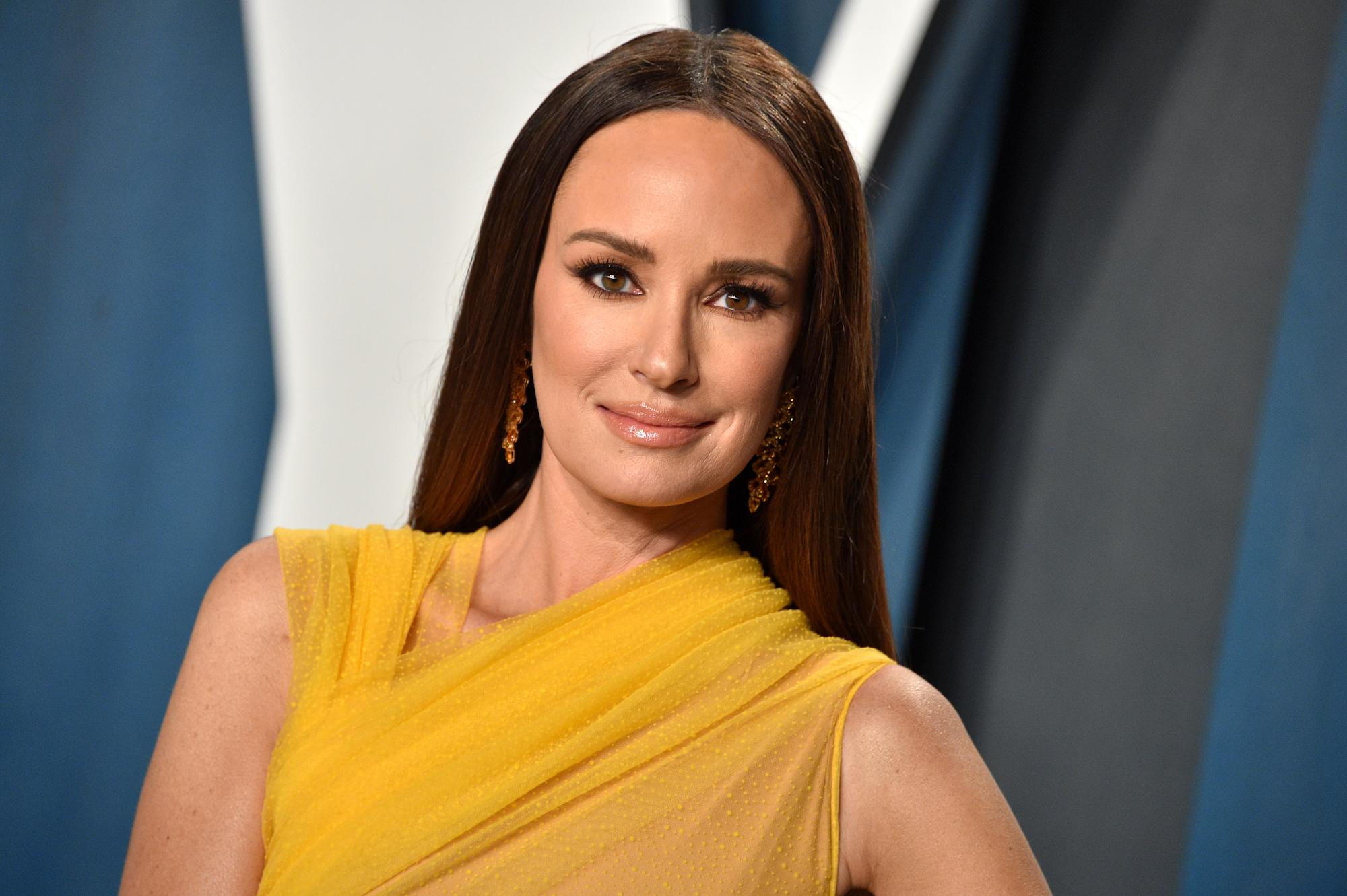 Catt Sadler says she has COVID after getting vaccinated. Experts explain 'rare' breakthrough infections - Yahoo Canada Shine On