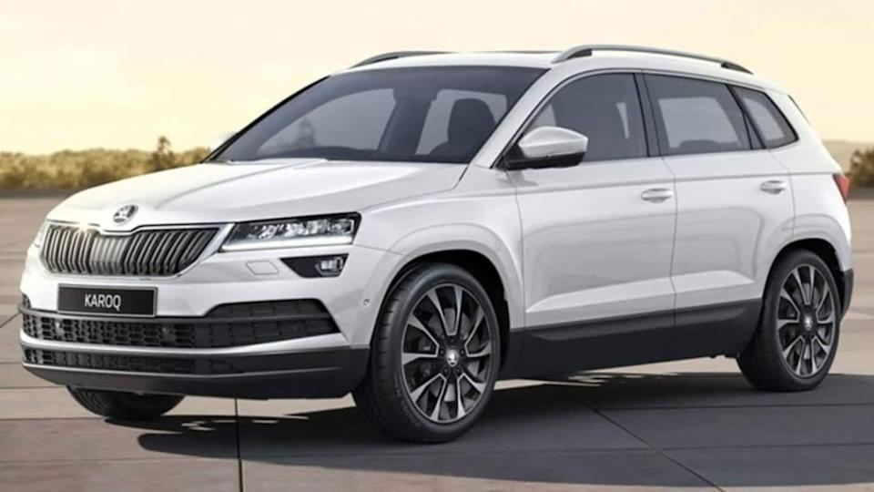 All units of Skoda Karoq SUV sold out in India