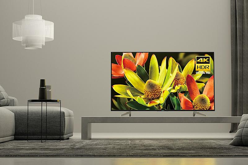 Save big this weekend on 4K TVs. (Photo: Amazon)