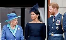 Queen calls emergency family meeting over Prince Harry-Meghan Markle crisis