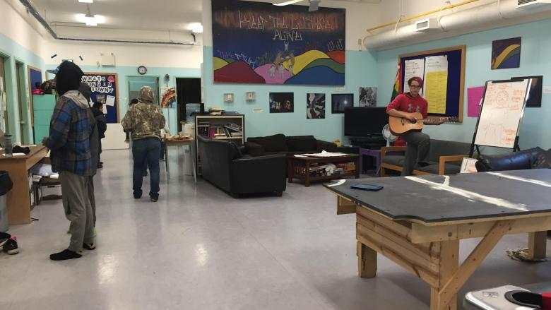 Inuvik youth centre scraps '3 strikes you're out' disciplinary system
