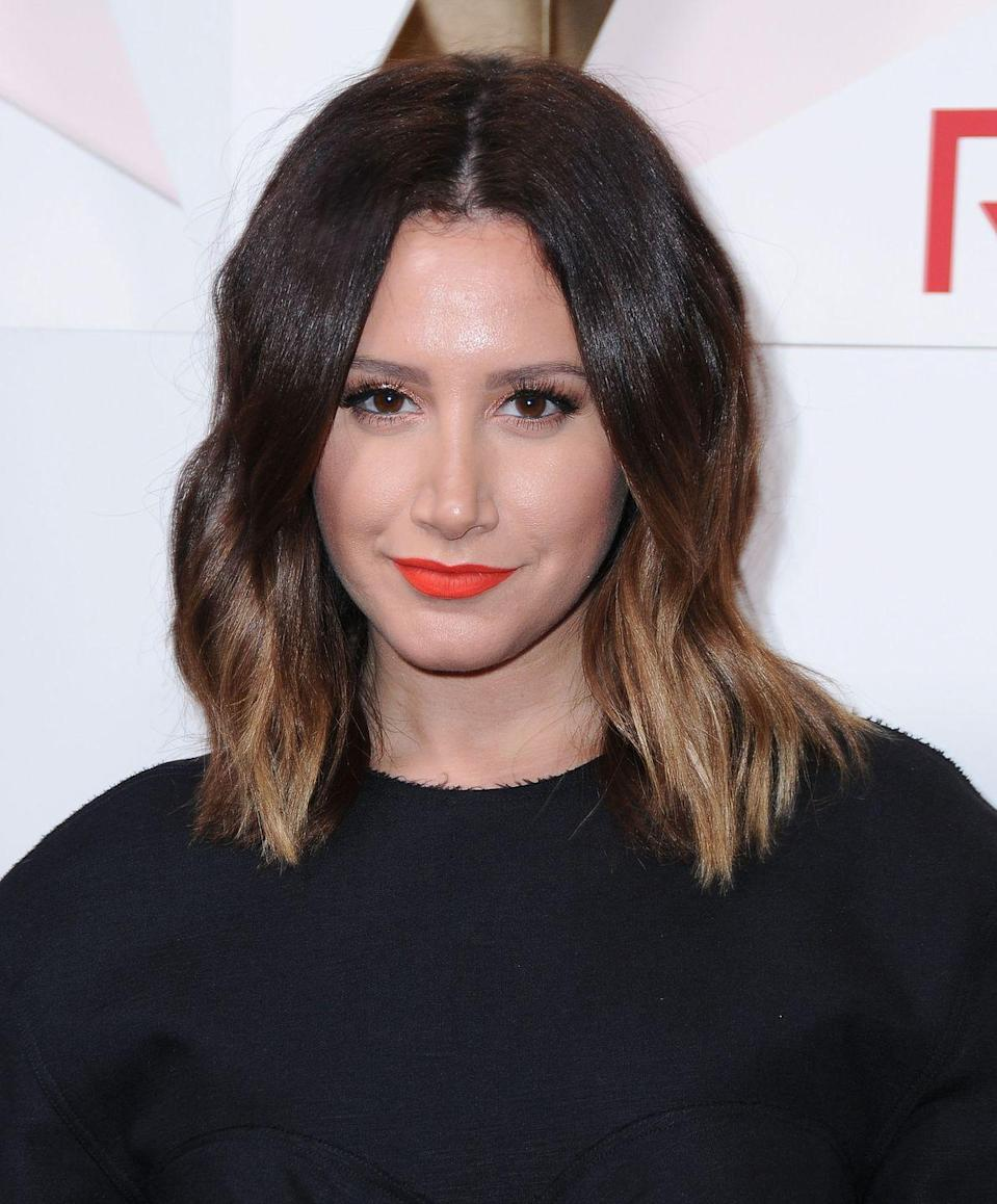 """<p>The <em>High School Musical </em>star had a rhinoplasty in 2007 to fix a deviated septum. """"I didn't do this because I believe in plastic surgery. I did this to help my health. I literally almost could not breathe out of the right side of my nose,"""" Tisdale told <em><a href=""""http://people.com/bodies/high-school-musicals-ashley-tisdale-gets-nose-job/"""" rel=""""nofollow noopener"""" target=""""_blank"""" data-ylk=""""slk:People"""" class=""""link rapid-noclick-resp"""">People</a></em>. """"I want my fans to know the truth. I'm not someone who is going to act like I had nothing done. I just want to be honest because my fans are everything to me.""""</p>"""