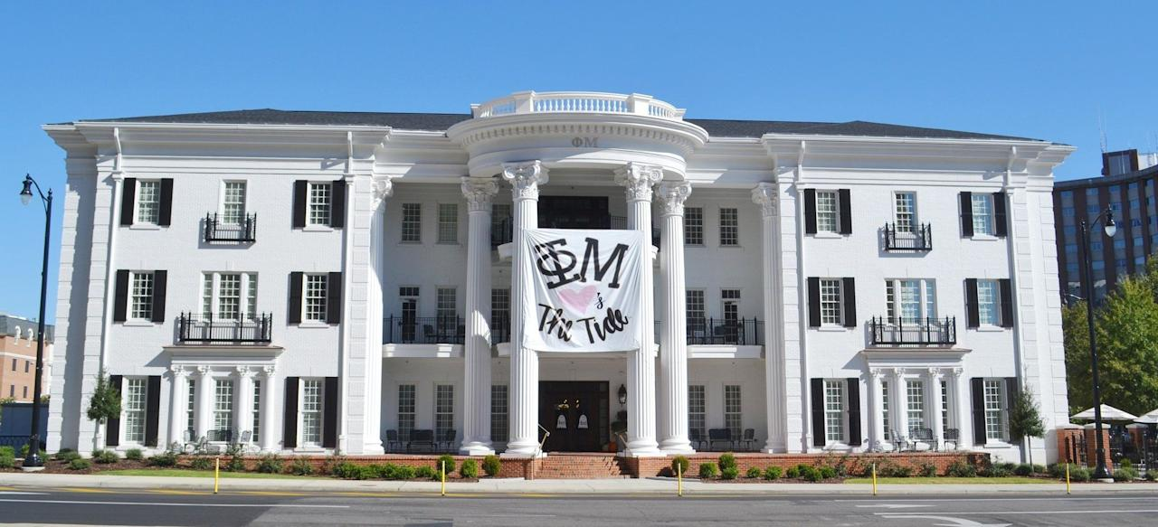 <p>From charitable efforts to a roster of celebrity alumnae, these impressive sororities are standouts across America.</p>
