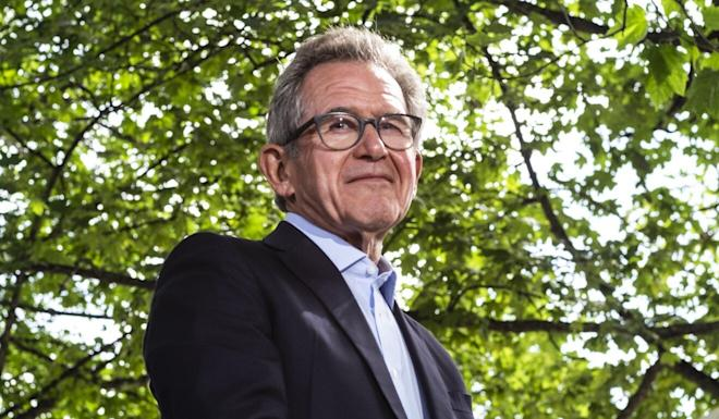 Lord John Browne, chief executive of Huawei Technologies' British unit, announced plans to leave this month. Photo: Getty Images