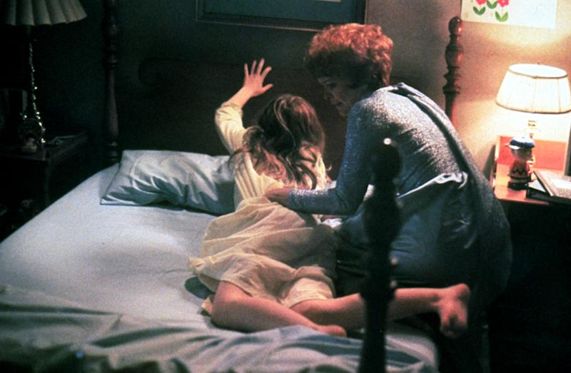 Burstyn, Friedkin on painful scene in 'The Exorcist'