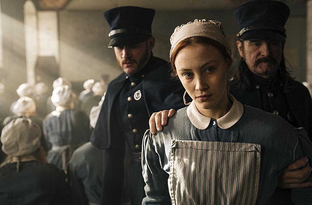 "<p>Margaret Atwood has had quite the year on television. Hulu's adaptation of her novel <em>The Handmaid's Tale</em> was a cultural sensation and won the Emmy for Best Drama. Over on Netflix came the quieter but equally gripping <em>Alias Grace</em>. Based on true events, the six-episode series follows the titular young maid (Sarah Gadon) who is convicted of murdering her employers. Years later, a psychiatrist (Edward Holcroft) seeks to discover the truth of what really happened, and the present day mingles with past flashbacks for a nuanced exploration of a woman finding a way to tell her story in her own way. <i>— Kelly Woo</i><br /><br /><em>Available to stream: <a rel=""nofollow"" href=""https://www.youtube.com/watch?v=A-fofQ9VpPQ"">Netflix</a></em><br /><br />(Photo: Jan Thijs/Netflix) </p>"