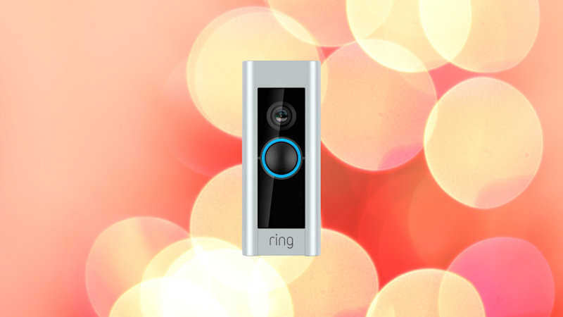 Ring Video Doorbell Pro (renewed). (Photo: Amazon)