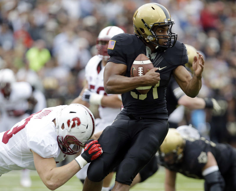 Tough and tested, Army preps for Wake Forest