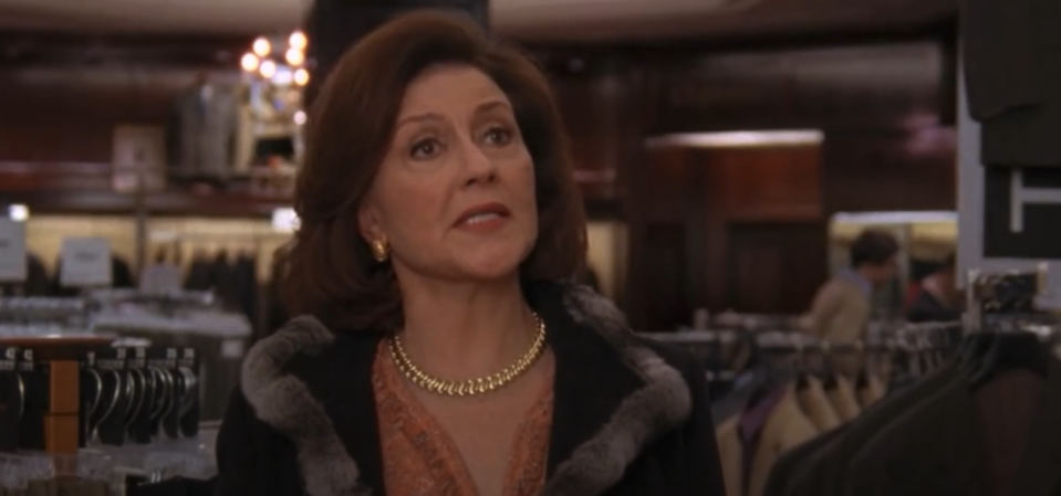 <p>Emily Gilmore is obviously a woman of means, but that doesn't mean she's immune to bad habits—like spending <em><em>tons </em></em>of money when she's upset about something. Treating your emotions with a shopping spree is a very expensive way to avoid getting at the heart of what's going on, and if you aren't uber-wealthy, it's a pretty risky pattern. </p>