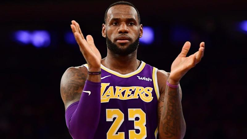 20615480 LeBron James will wear No. 23 one more season