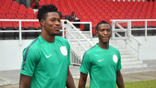 The defender joined the Promise Keepers recently and has expressed his delight at how he was received at the Uyo based team