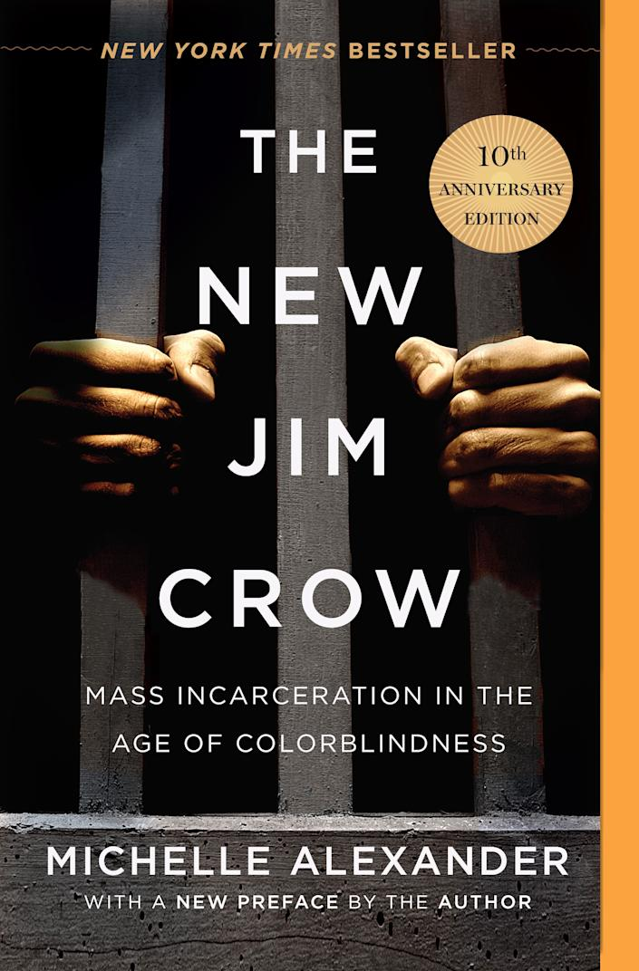 """The New Jim Crow,"" by Michelle Alexander"