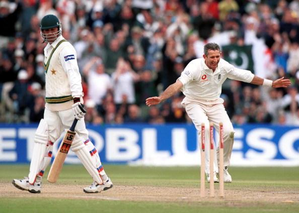 England v Pakistan : News Photo