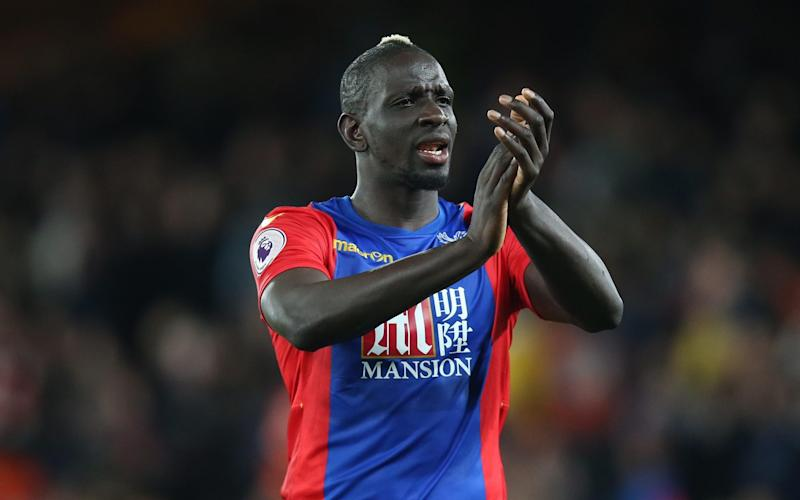 Mamadou Sakho has relaunched his career at Crystal Palace - Rex Features