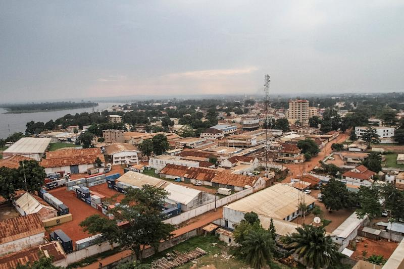 Bangui, capital of the Central African Republic (AFP Photo/EDOUARD DROPSY)