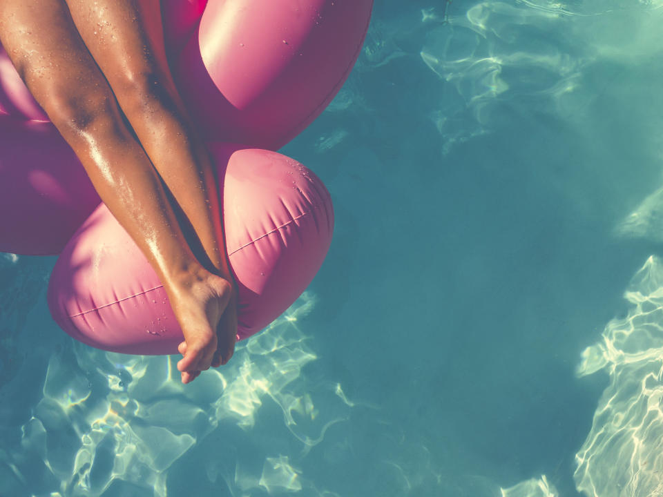 Which? has tested water-resistant sunscreen [Photo: Getty]