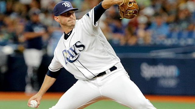 To be clear, Rays pitcher Oliver Drake threw a beautiful split changeup, but its movement wasn't unique.