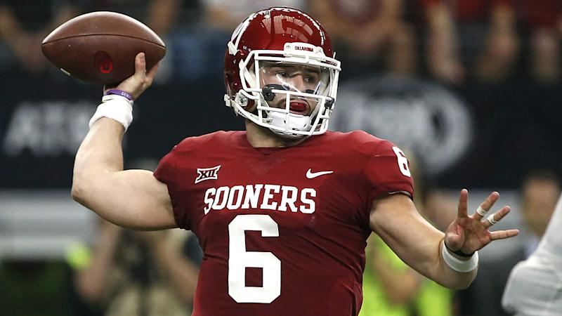 NFL Draft 2018: Baker Mayfield a confidence shot for beaten-down Browns