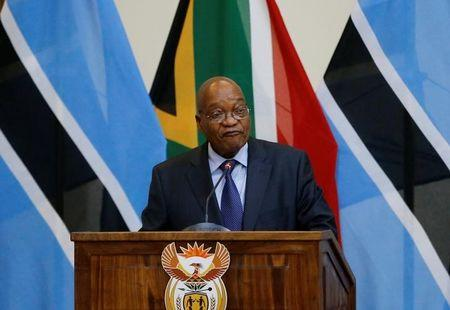 Top ANC members want Zuma to step down