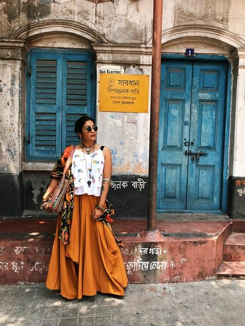 Better known as The Bohobaalika online, Mamta's journey has been largely shaped by her childhood experiences