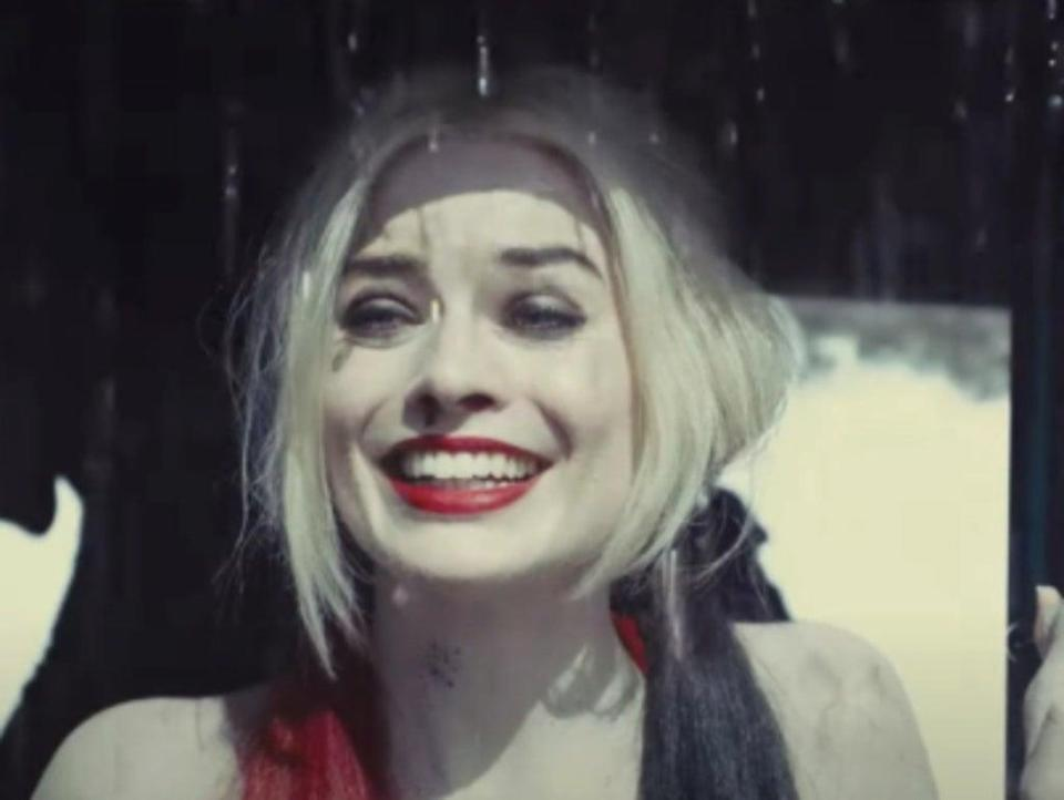 Margot Robbie as Harley Quinn in 'The Suicide Squad' (Warner Bros Pictures)