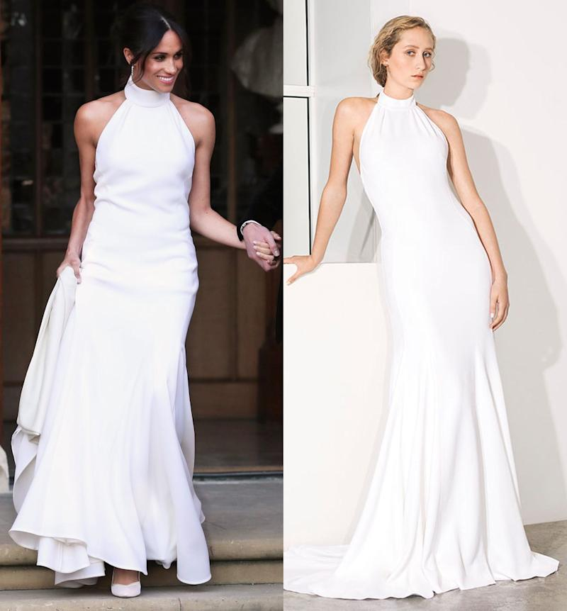 Stella McCartney's New Bridal Collection Includes Meghan
