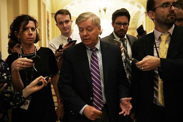 Lindsey Graham: Trump Administration Has a 'Blind Spot' on Russia