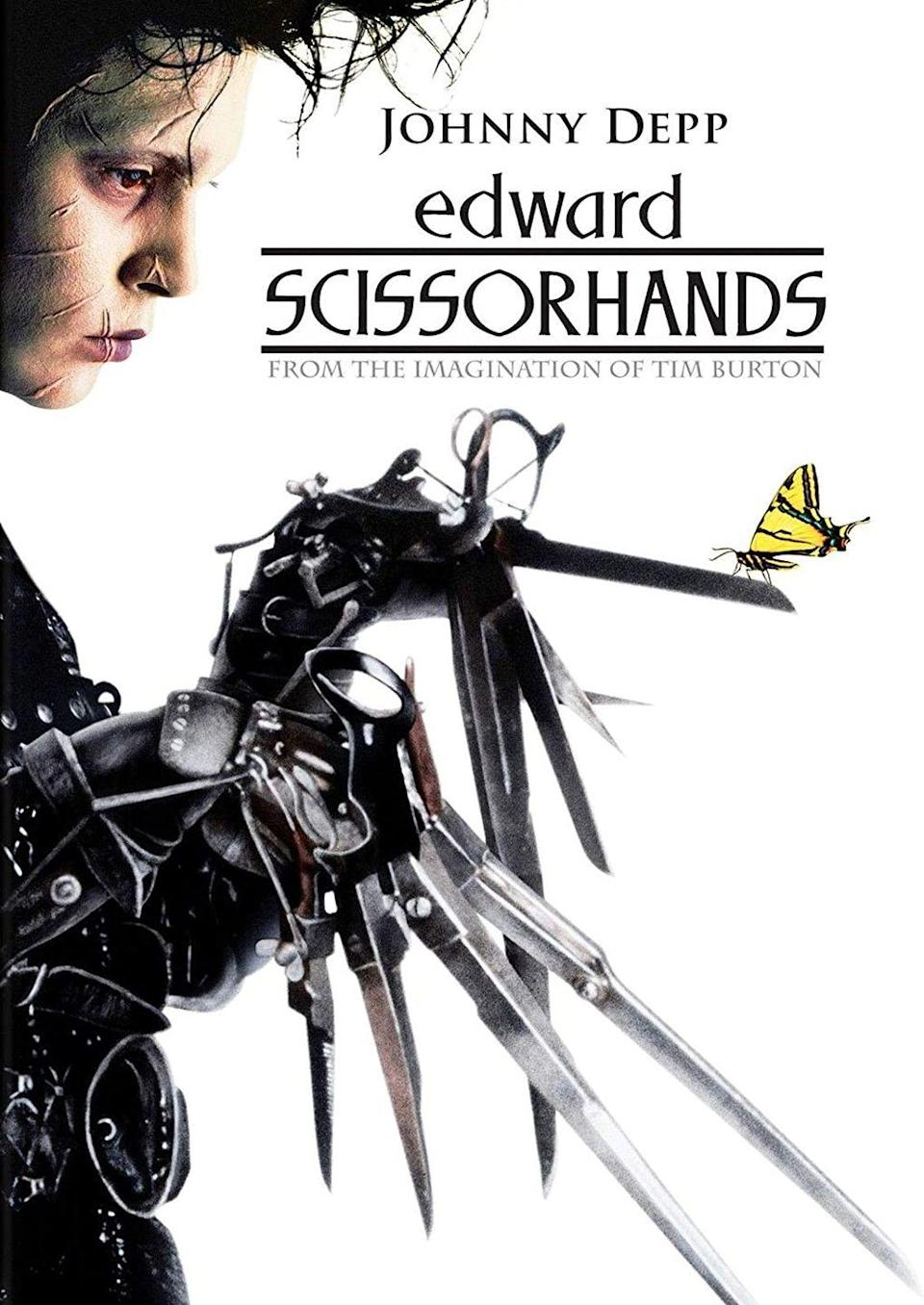 <p><strong>Where did the ice in the attic come from? </strong></p><p>Edward Scissorhands (Johnny Depp) lived alone in an enormous house in the hills with scissors as hands and no help from anyone else. It's nearly impossible to live with scissors as hands, let alone carve <em>giant</em> blocks of ice in the highest room of a mansion. </p><p>As an aged Kim (Winona Ryder) is talking to her granddaughter about Edward, the scene cuts to Edward sculpting beautiful ice sculptures in the attic of the isolated home that he lives in. Ahem, but where did the ice come from, and how was it able to stay frozen? Answers, please, Tim Burton.</p>