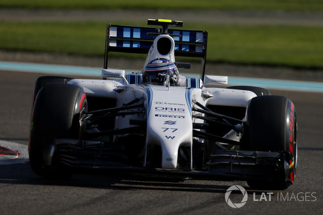 "2014: Williams-Mercedes FW36 <span class=""copyright"">Sutton Motorsport Images</span>"