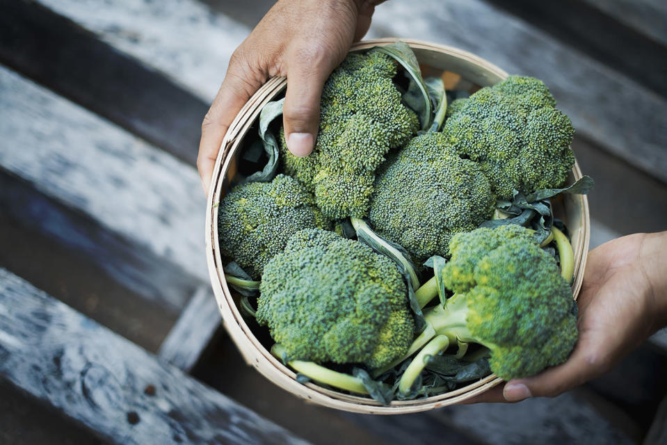 Broccoli is good for your gut. (Photo: Getty Images)