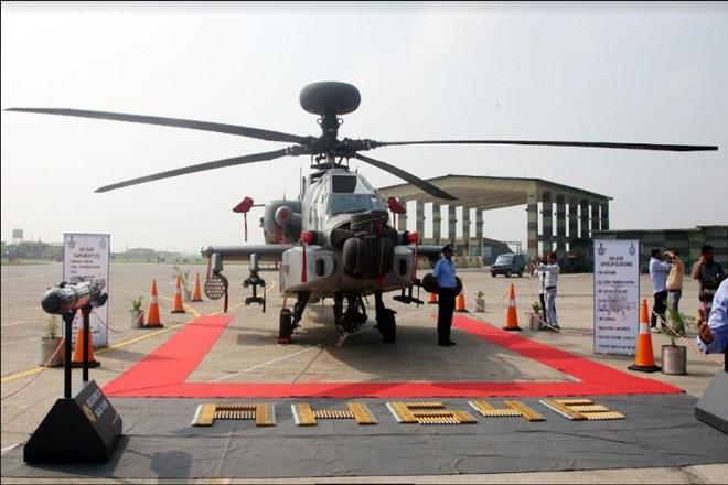 AH-64E Apache, AH-64E Apache attack helicopters, Indian Army, made in India, Foreign Military Sales, Indian Air Force, Boeing, DSCA