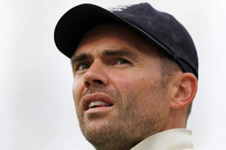 England's James Anderson has more Test wickets than any other fast bowler in history