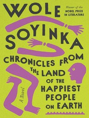 chronicles from the land of the happinest people on earth book cover