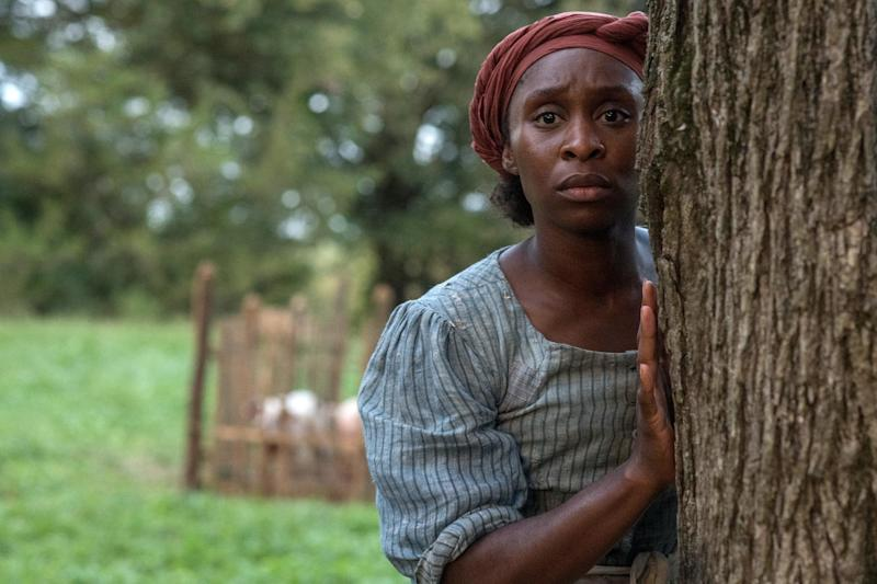 Cynthia Erivo brings an American icon to imperfect life in earnest biopic Harriet