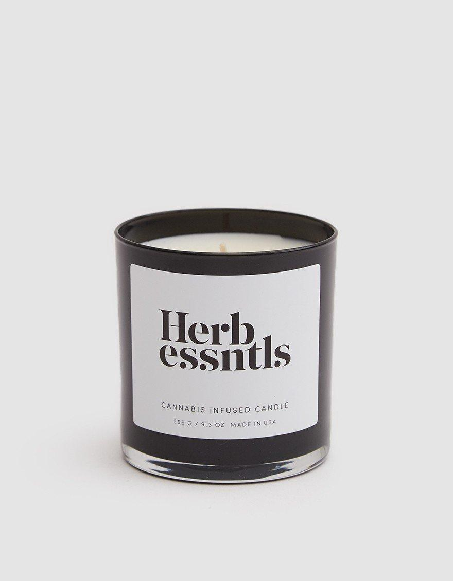"""<h2>Herb Essntls Cannabis Infused Candle<br></h2><br>This candle is described as """"medicinal,"""" which we can only assume means that, with notes of patchouli, amber, citrus, and bergamot, it'll leave you feeling good.<br><br>Shop <strong><em>Herb Essntls</em></strong><br><br><strong>Herb Essntls</strong> Scented Candle, $, available at <a href=""""https://go.skimresources.com/?id=30283X879131&url=https%3A%2F%2Fneedsupply.com%2Fherbal-scented-candle.html%3Fgclid%3DEAIaIQobChMIoI3jufDI4QIVkIWzCh2c7Qj1EAQYASABEgIH0PD_BwE"""" rel=""""nofollow noopener"""" target=""""_blank"""" data-ylk=""""slk:Need Supply"""" class=""""link rapid-noclick-resp"""">Need Supply</a>"""