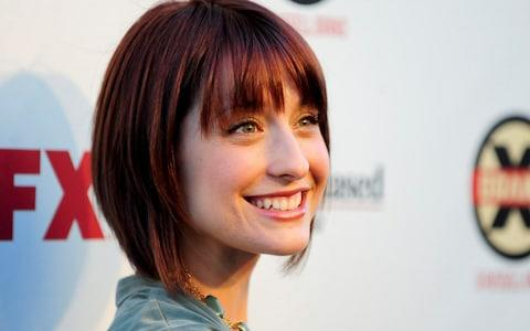 Smallville actress Allison Mack in 2012 - Credit: Reuters