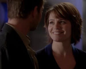 Exclusive CSI: NY First Look: Danny and Lindsay's Valentine's Day Hits a Snag