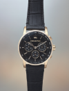 """<p>Code 11.59 26393OR.OO.A002CR.01</p><p><a class=""""link rapid-noclick-resp"""" href=""""https://search.watches-of-switzerland.co.uk/search?w=audemars+piguet"""" rel=""""nofollow noopener"""" target=""""_blank"""" data-ylk=""""slk:SHOP"""">SHOP</a><br>Code 11.59 is a new family of watches from the storied Swiss brand, best known for its Royal Oak, an icon of modern watchmaking with its distinctive angular case, exposed screws and integrated bracelet. AP is calling Code 11.59 """"the biggest launch since 1972"""", the year the Royal Oak arrived: the plan was to make a splash with something contemporary and all-new that nods to its innovative past. Five years in the making and available in 13 references across six models with three new calibres, all Code 11.59 watches were launched simultaneously, a feat in itself. The self-winding chronograph version features a black lacquered dial, an 18k pink gold case and a double-curved sapphire crystal, something that plays with depth perception, a new design element for Code 11.59 that may yet become as iconic as the Royal Oak's octagonal bezel.</p><p>£37,500; <a href=""""https://search.watches-of-switzerland.co.uk/search?w=audemars+piguet"""" rel=""""nofollow noopener"""" target=""""_blank"""" data-ylk=""""slk:audemarspiguet.com"""" class=""""link rapid-noclick-resp"""">audemarspiguet.com</a></p>"""