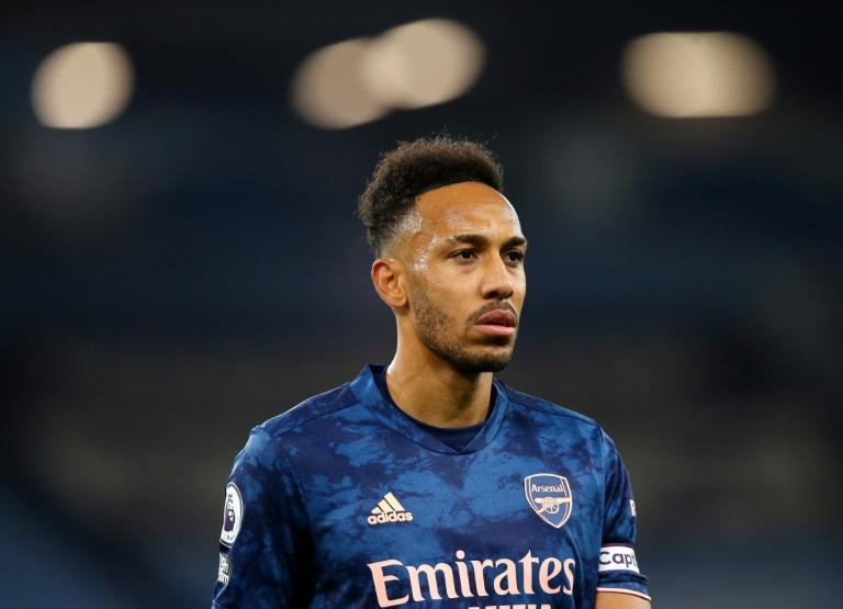 Arsenal forward Pierre-Emerick Aubameyang is struggling for goals in the Premier League