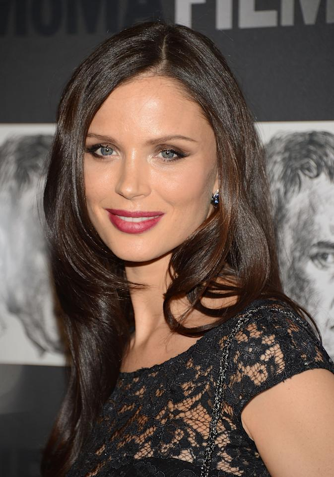 NEW YORK, NY - DECEMBER 03: Fashion designer Georgina Chapman attends The Museum of Modern Art Film Benefit Honoring Quentin Tarantino at MOMA on December 3, 2012 in New York City.  (Photo by Andrew H. Walker/Getty Images)