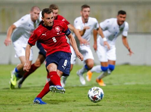 Three Czech Republic National Team Players Test Positive for Covid-19 Ahead of Israel Match