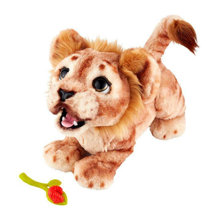 "A young king who wants to roar, talk, and play.&nbsp;<strong>Ages:</strong> 5+&nbsp;<strong>Get it at:</strong> <a href=""https://www.marshalls.ca/en"" target=""_blank"" rel=""noopener noreferrer"">Marshalls</a>, $99.99 (in store only)"