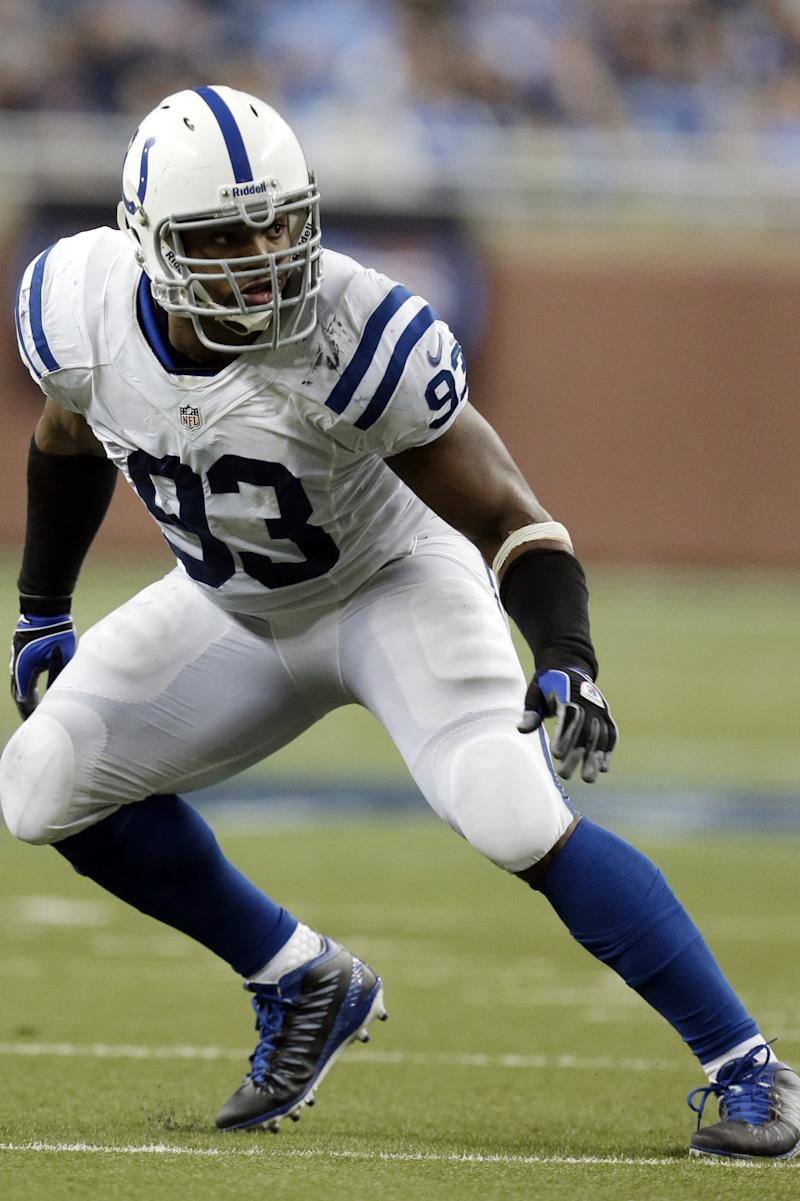 828b3e42 Dwight Freeney to retire as member of Colts