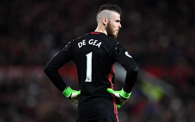 David de Gea very nearly joined Real Madrid in 2015 - 2017 Getty Images