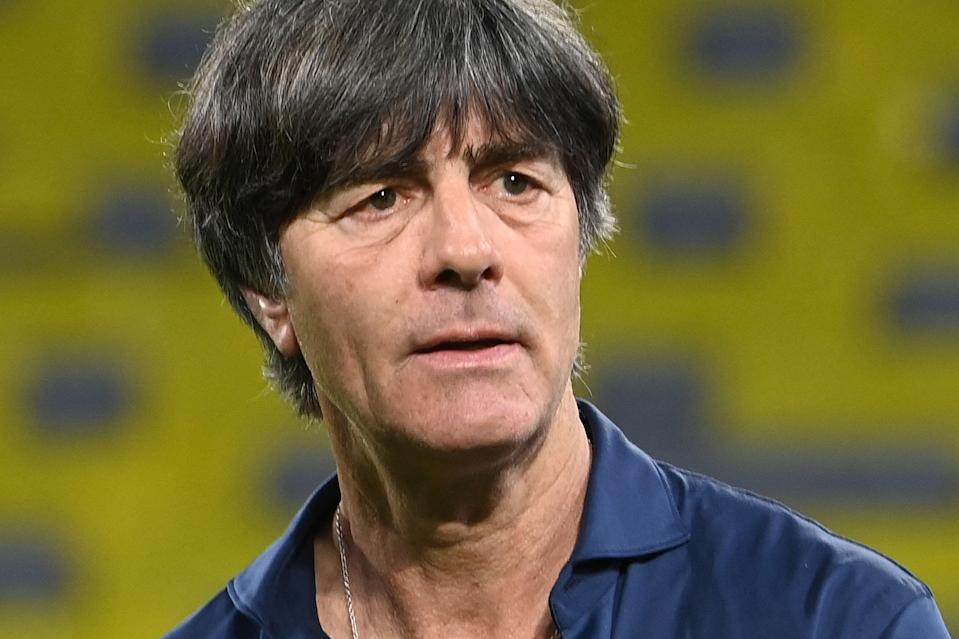 Joachim Low will be replaced as Germany coach by Hansi Flick after Euro 2020 (POOL/AFP via Getty Images)