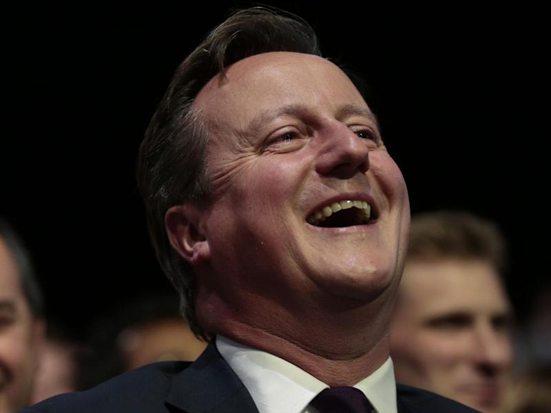 David Cameron is said to have been urged to consider a key role with NATO: Suzanne Plunkett/Reuters